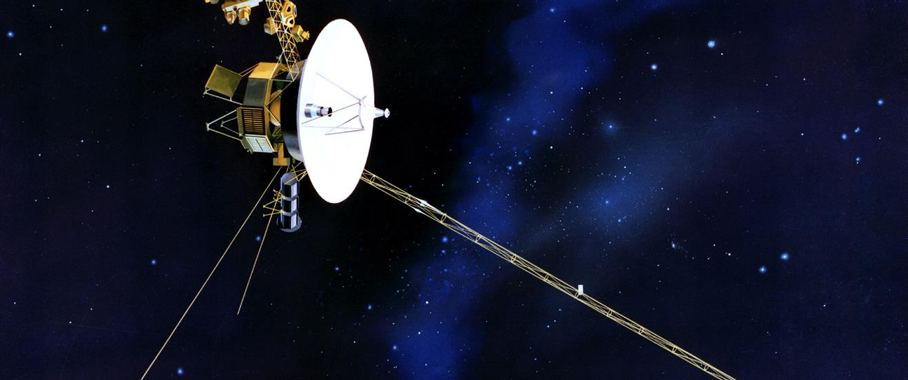The Voyager Journey to Interstellar Space with Ed Stone