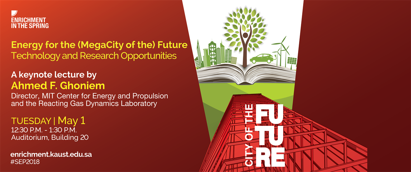 Keynote - Energy for the (MegaCity of the) Future
