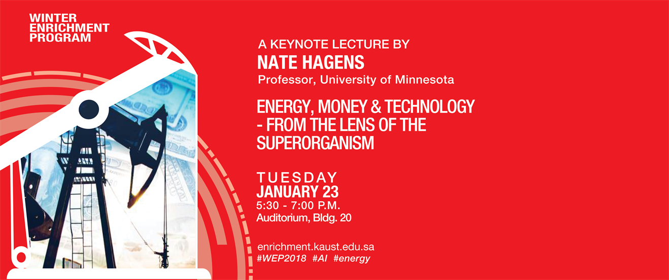 A keynote lecture by Nate Hagens