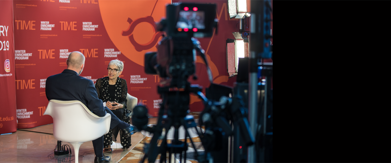 WEP 2019 KAUST Live Interviews