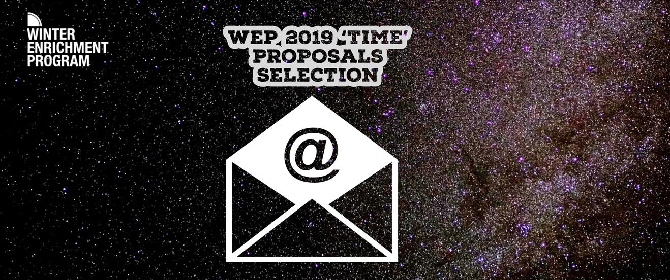 WEP 2019 Proposals Selection